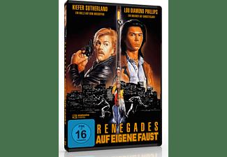 Renegades - Auf eigene Faust DVD