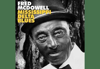 Mississippi Fred McDowell - Mississippi Delta Blues  - (Vinyl)