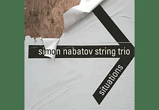 Simon Nabatov - Situations  - (CD)