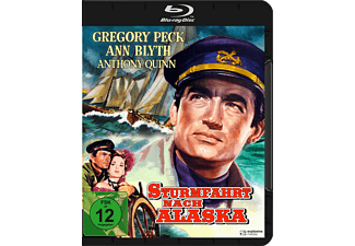 Sturmfahrt nach Alaska Blu-ray