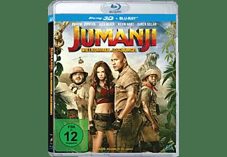 Jumanji: Willkommen im Dschungel 3D Blu-ray (+2D)