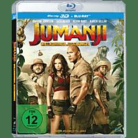 Jumanji: Willkommen im Dschungel [3D Blu-ray (+2D)]