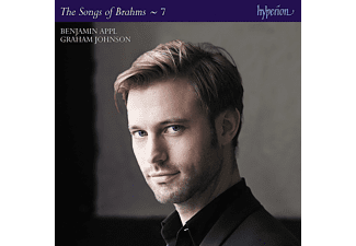 Benjamin Appl, Graham Johnson - Die Lieder Vol.7  - (CD)