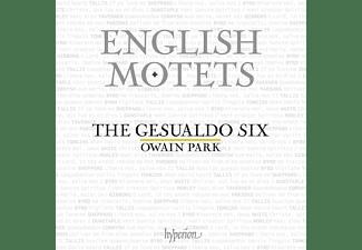 Gesualdo Six - Englische Motetten  - (CD)
