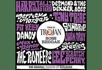 VARIOUS - This Is Trojan Boss Reggae  - (CD)