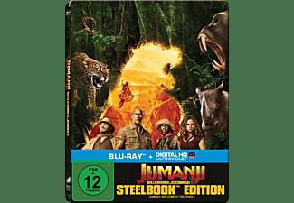 Jumanji: Willkommen im Dschungel (Steel-Edit.) Blu-ray