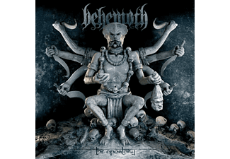 Behemoth - The Apostasy  - (CD)
