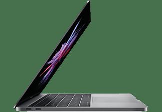 APPLE MPXQ2D/A MacBook Pro, Notebook mit 13,3 Zoll Display, Intel® Core™ i5 Prozessor, 8 GB RAM, 128 GB SSD, Intel® Iris™ Plus-Grafik 640, Space Grey