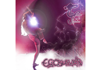Cynthia Nickschas & Friends - Egoschwein  - (CD)