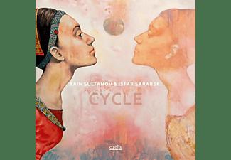 Sultanov,Rain & Sarabski,Isfar - Cycle  - (CD)