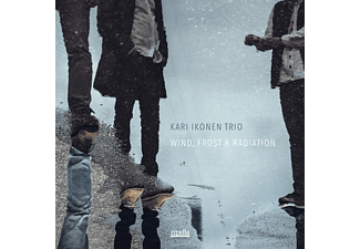 Kari Trio Ikonen - Wind,Frost & Radiation  - (CD)