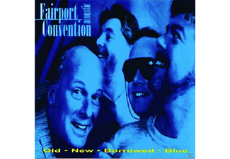 Fairport Convention - Old-New-Borrowed-Blue  - (CD)