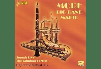 VARIOUS - More Big Band Magic  2-CD  - (CD)