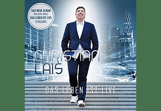 Christian Lais - Das Leben Ist Live  - (CD)