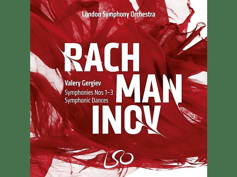 London Symphony Orchestra - Sinfonien 1-3/Russia [SACD Hybrid]