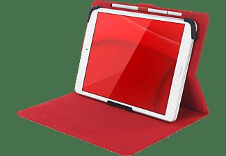 TUCANO FACILE PLUS Tablethülle Bookcover für Universal Kunstleder, Rot