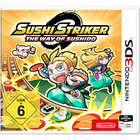 Sushi Striker: The Way of Sushido - [Nintendo 3DS]