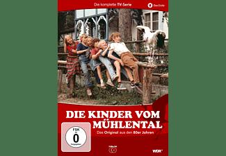 Die Kinder vom Mühlental: Die komplette TV-Serie DVD