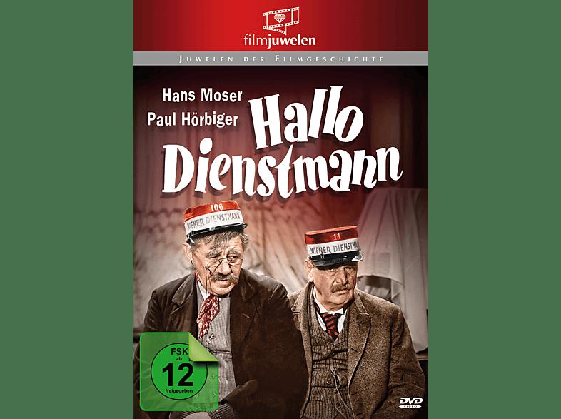 Hallo Dienstmann [DVD]