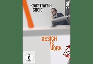 KONSTANTIN GRCIC - DESIGN IS WORK DVD