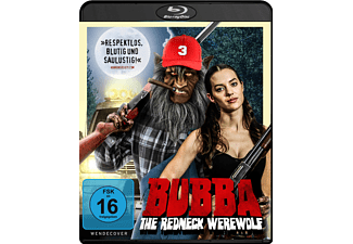 BUBBA THE REDNECK WEREWOLF - (Blu-ray)