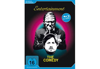 Entertainment & The Comedy - (Blu-ray)