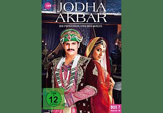 Jodha Akbar - Die Prinzessin und der Mogul - Box 7 (Folge 85-98) DVD