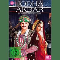 Jodha Akbar - Die Prinzessin und der Mogul - Box 7 (Folge 85-98) [DVD]
