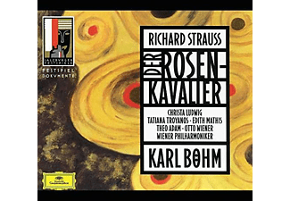 Karl Böhm - Richard Strauss: A rózsalovag (CD)