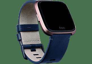 FITBIT FB166LBNVL, Ersatz-/Wechselarmband, Fitbit, Midnight Blue