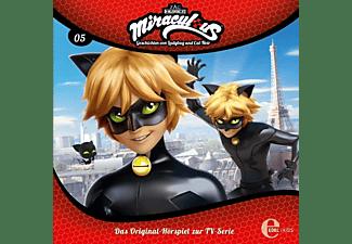 Miraculous - (5)HSP z-TV-Serie-Betrüger  - (CD)