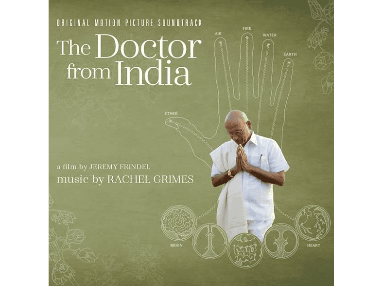 Rachel Grimes - The Doctor From India: Original M.P.Soundtrack [CD]