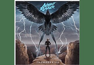 Night Runner, Dan Avidan - Thunderbird  - (CD)