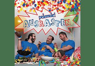 Pelemele - Ausrasten  - (CD)