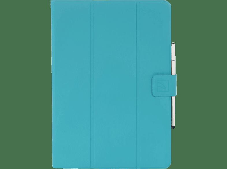 TUCANO Facile Plus Tablethülle, Bookcover, Blau