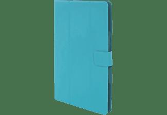 TUCANO Facile Plus Tablethülle Bookcover für Universal Kunstleder, Blau