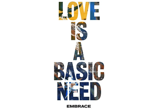 Embrace - LOVE IS A BASIC NEED  - (CD)