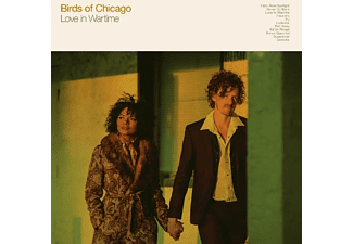 Birds Of Chicago - Love In Wartime  - (CD)