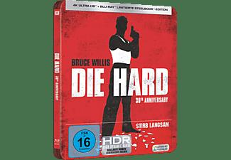 STIRB LANGSAM (STEELBOOK) 4K Ultra HD Blu-ray + Blu-ray