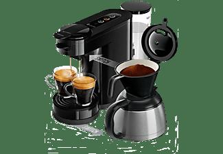 PHILIPS Kaffeemaschine 2-in-1 HD6592/60 Senseo Switch, schwarz