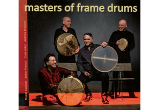 Coskun, Piccioni, Zöhar - Masters Of Frame Drums - (CD)