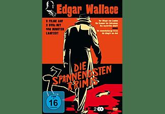 Edgar Wallace Box (5 Filme) DVD