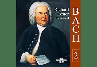Richard Lester - J.S.Bach Vol.2  - (CD)