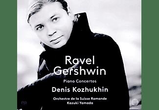 Denis Kozhukhin - Klavierkonzerte  - (SACD)