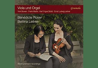 VARIOUS - Viola und Orgel  - (CD)