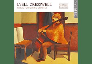 Red Note Ensemble - Musik für Streichquartett  - (CD)