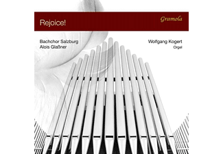 Salzburger Bachchor - Rejoice!  - (CD)
