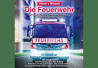 Christian Kiddys Corner Band/tasche - Hören+Wissen: Die Feuerwehr  - (CD)
