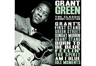 Grant Green - The Classic Albums Collection - (CD)