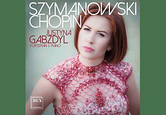 Justyna Gabzdyl - Klavierwerke  - (CD)